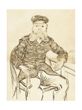 The Postman Joseph Roulin  1888