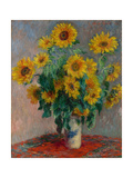 Bouquet of Sunflowers  1881