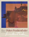 Rio Grande Reproduction pour collectionneurs par Helen Frankenthaler