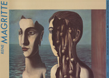 The Double Secret Reproduction pour collectionneurs par Rene Magritte