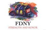 FDNY Strength and Honor