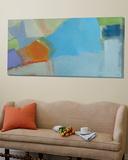 Abstraction 2 Toile Murale Géante par Diane Lambin