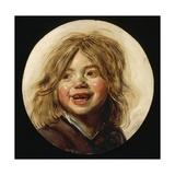 Laughing Child  c1620-5
