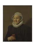 An Old Lady  1628