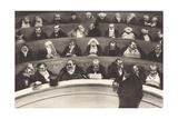 Le Ventre Legislatif (The Legislative Belly) by Honore Daumier  1834