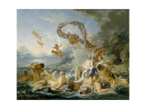 The Triumph of Venus  1740