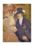 The Englishman at the Moulin Rouge  1892