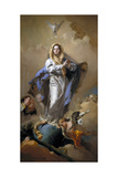 The Immaculate Conception  1767-9