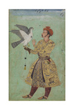Prince With a Falcon  c1600-5