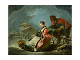 The Four Seasons: Winter  1755