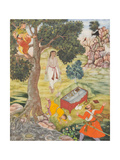 Tale of the Cunning Siddhikari  c1590