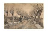 Road in Etten  1881