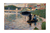 View of the Seine  1882-83