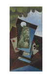 Ace of Clubs and Four of Diamonds  1912