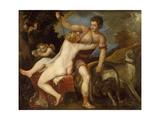 Venus and Adonis  c1560