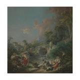 Washerwomen  1768