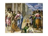 Christ Healing the Blind  c1570