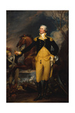 George Washington before the Battle of Trenton  c1792–94