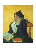 L'Arlesienne (Madame Ginoux) 1888