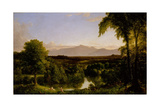 View on the Catskill—Early Autumn  1836-37