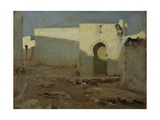 Moorish Buildings in Sunlight  1879-80