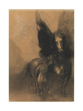 Pegasus and Bellerophon  c1888