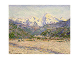 The Valley of the Nervia  1884
