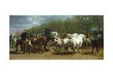 The Horse Fair  1852-55