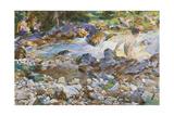Mountain Stream  c1912-14