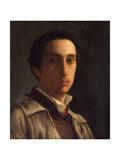 Self-Portrait  c1855-56