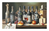 Porto Barros Reproductions de collection premium par Raymond Campbell