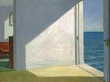 Chambres au bord de la mer, 1951 Giclée par Edward Hopper