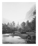 Mt. Starr King, Yosemite Reproductions de collection premium par Carleton E Watkins