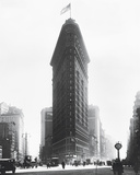 Flatiron Building - Detail