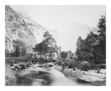 The Domes, Yosemite Reproductions de collection premium par Carleton E Watkins