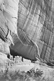 "View From River Valley ""Canyon De Chelly"" National Monument Arizona 1933-1942"