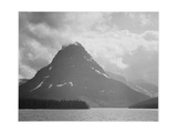 Two Medicine Lake Glacier National Park Montana 1933-1942