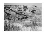 "Canyon With Ravine Winding Through Center High Horizon ""Grand Canyon NP"" Arizona 1933-1942"