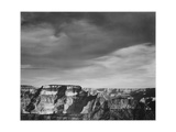 "View From The North Rim ""Grand Canyon National Park"" Arizona 1933-1942"