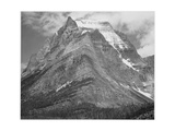 "Full View Of Mountain ""Going-To-The-Sun Mountain Glacier National Park"" Montana 1933-1942"