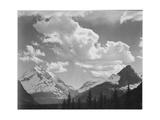 In Glacier National Park Montana 1933-1942
