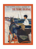 The Summer-Porch Number Of Sammy's Home Journal