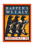 Harper's Weekly  Christmas '98