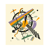 Small Worlds By Kandinsky