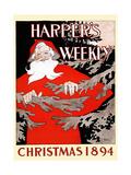 Harper's Weekly Christmas 1894