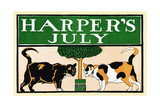 Harper's July
