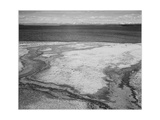 Yellowstone Lake-Hot Springs Overflow Yellowstone National Park Wyoming 1933-1942