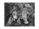 Giant Domes Carlsbad Caverns National Park New Mexico 1933-1942