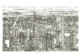 Skyline Sketch I