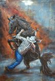 Cowboy vs Horse